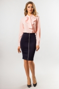 light-pink-blouse-with-tie
