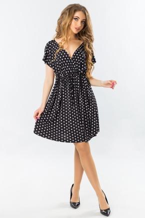 black-dress-dots