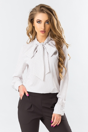 blouse-dot-peas-white