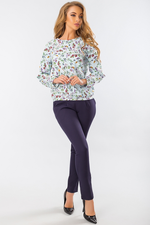 blouse-small-flowers-blue-full