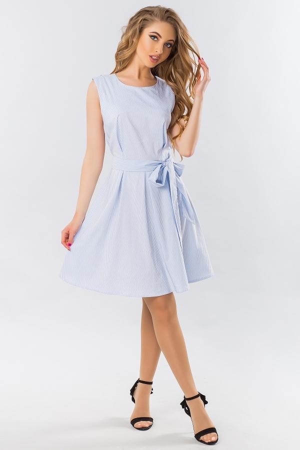 blue-striped-dress-belt