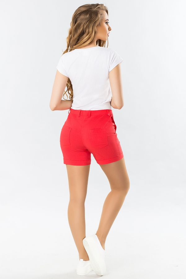 coral-shorts-with-pockets-back