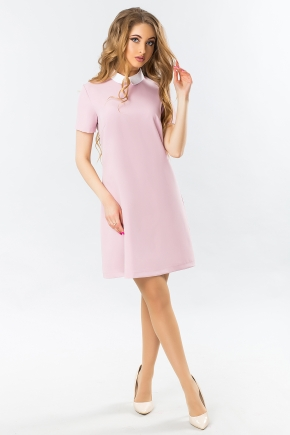 pink-dress-with-white-collar