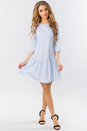 stripe-dress-with-golden-zipper-and-sleeve-34