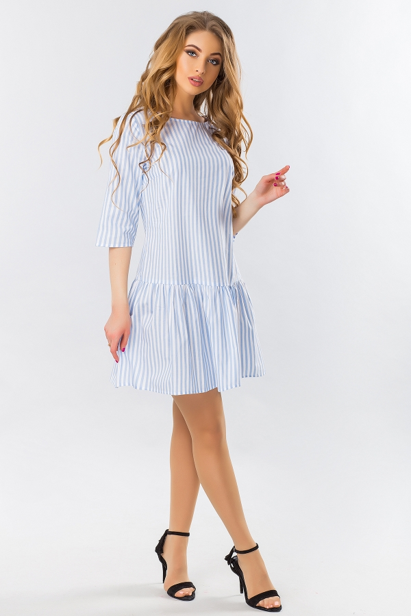 stripe-dress-with-golden-zipper-and-sleeve-34-full
