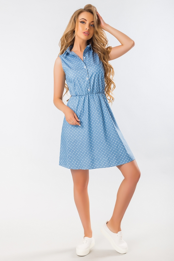 blue-dress-shirt-heart-print