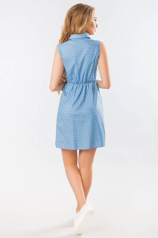 blue-dress-shirt-heart-print-back