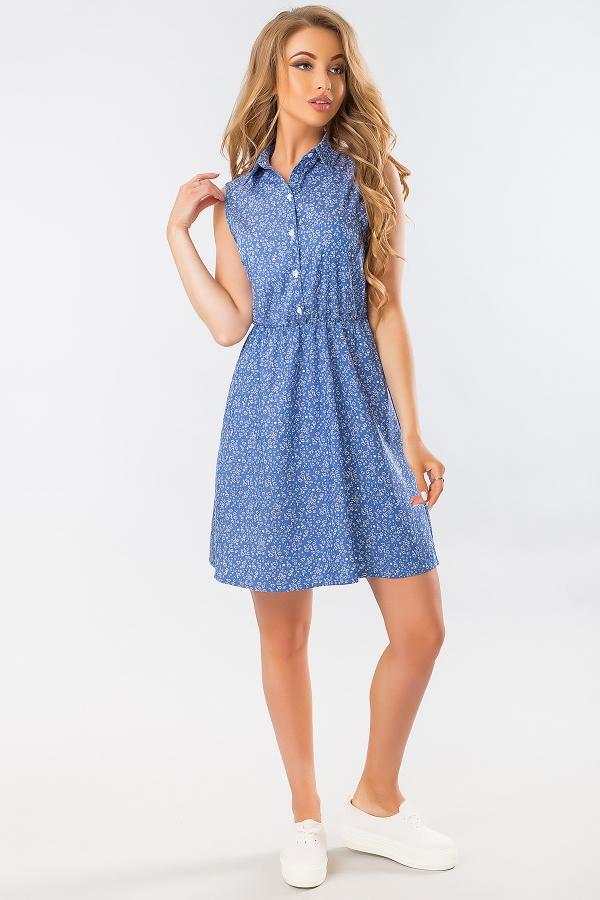 blue-dress-shirt-pattern-full