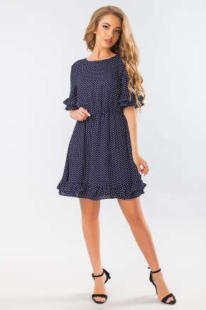 chiffon-dress-with-polka-dots