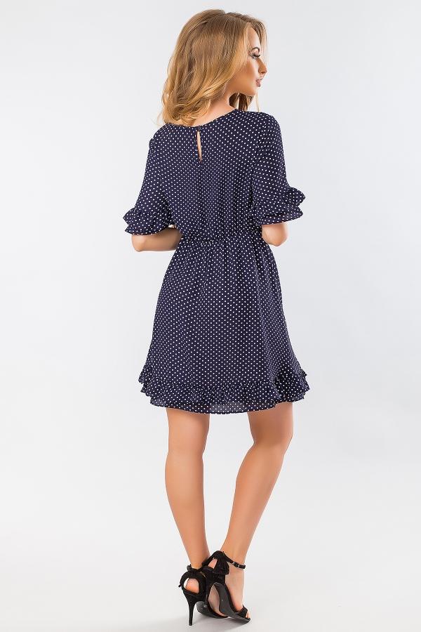 chiffon-dress-with-polka-dots-back
