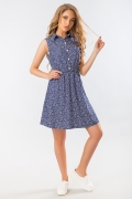 dark-blue-dress-shirt-pattern
