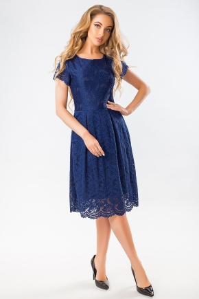 dark-blue-guipure-dress