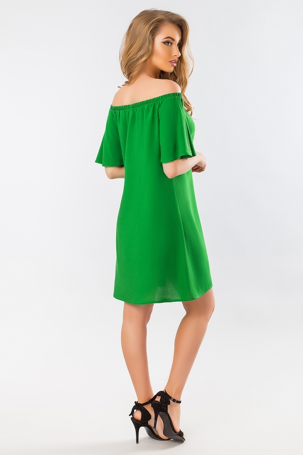 green-dress-with-open-shoulders-back