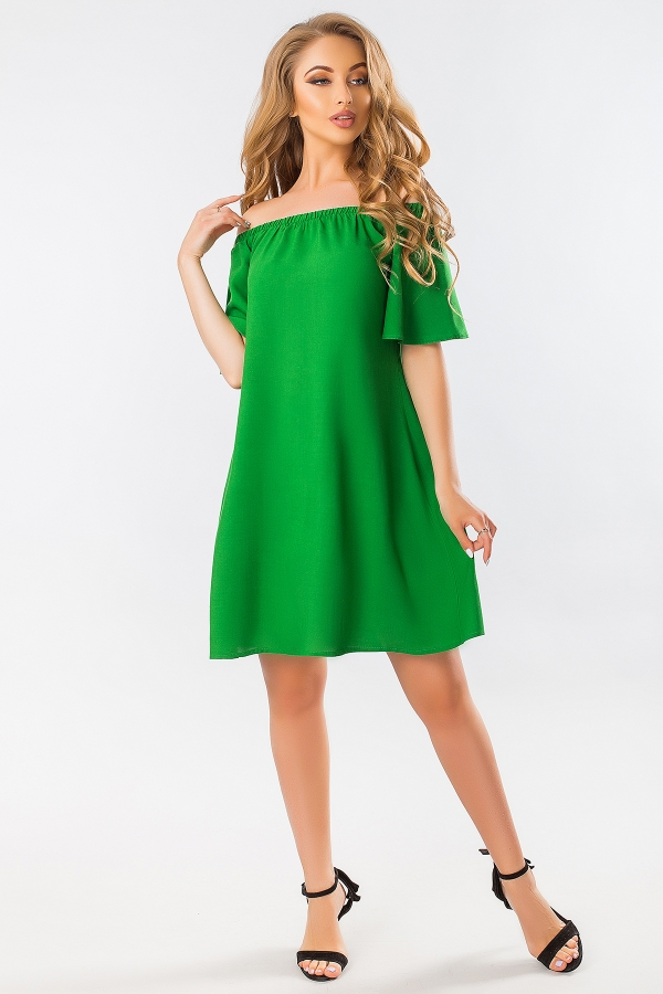 green-dress-with-open-shoulders-full