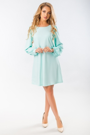mint-dress-with-shoulder-straps