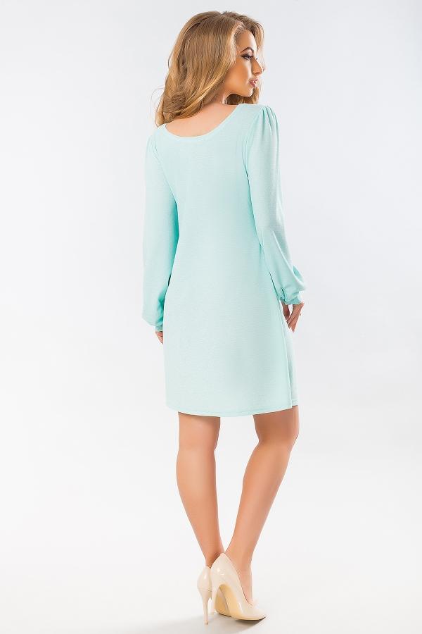mint-dress-with-shoulder-straps-back