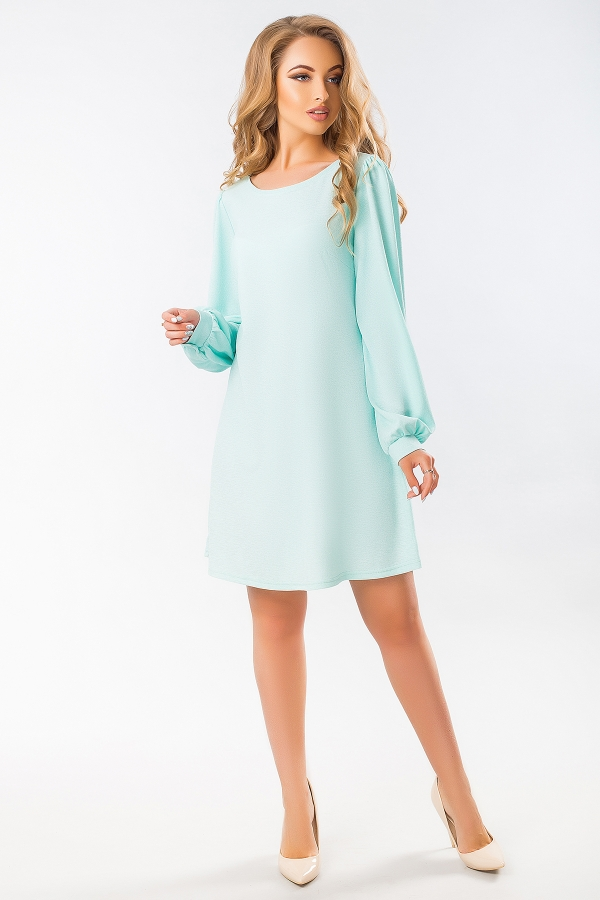 mint-dress-with-shoulder-straps-full