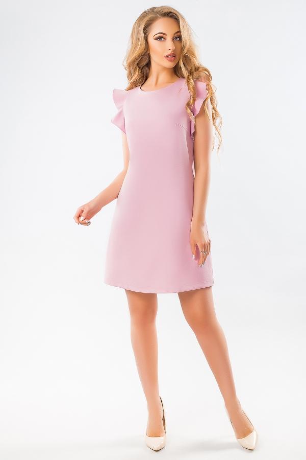 pink-dress-flounces-armhole