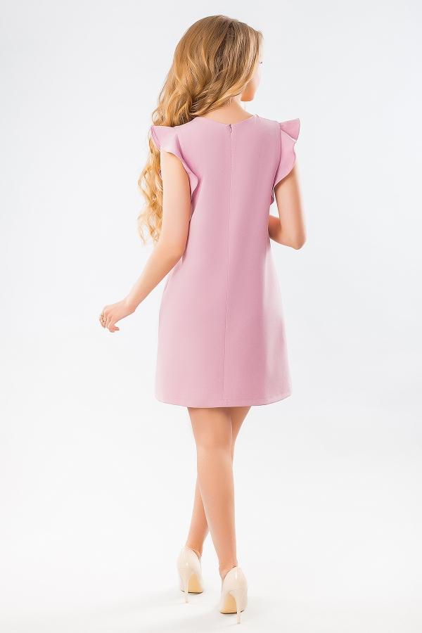 pink-dress-flounces-armhole-back