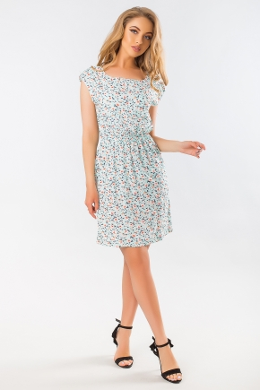 summer-dress-flowers-on-blue