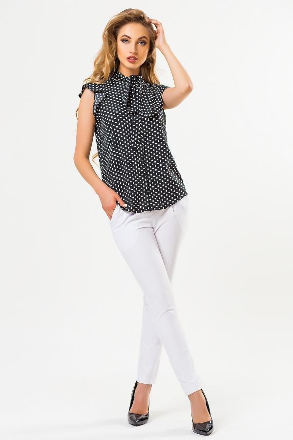 black-blouse-large-dots-full