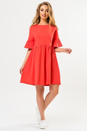 coral-dress-sleeves