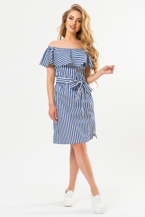 denim-dress-with-stripes