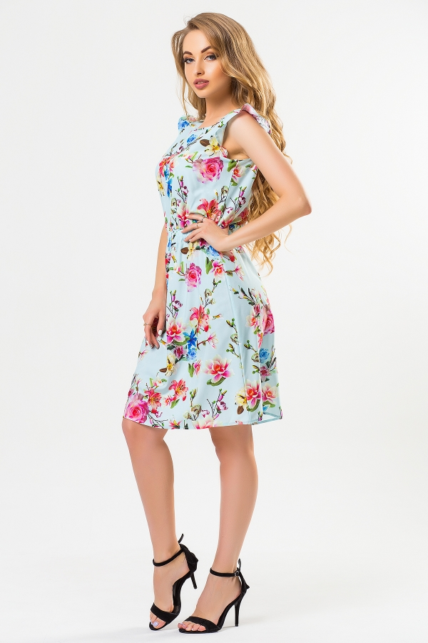dress-ruffle-rose-print-blue-half