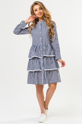 dress-shirt-lace-dark-blue-cage