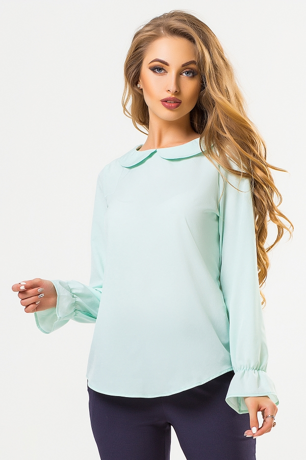 mint-blouse-round-collar