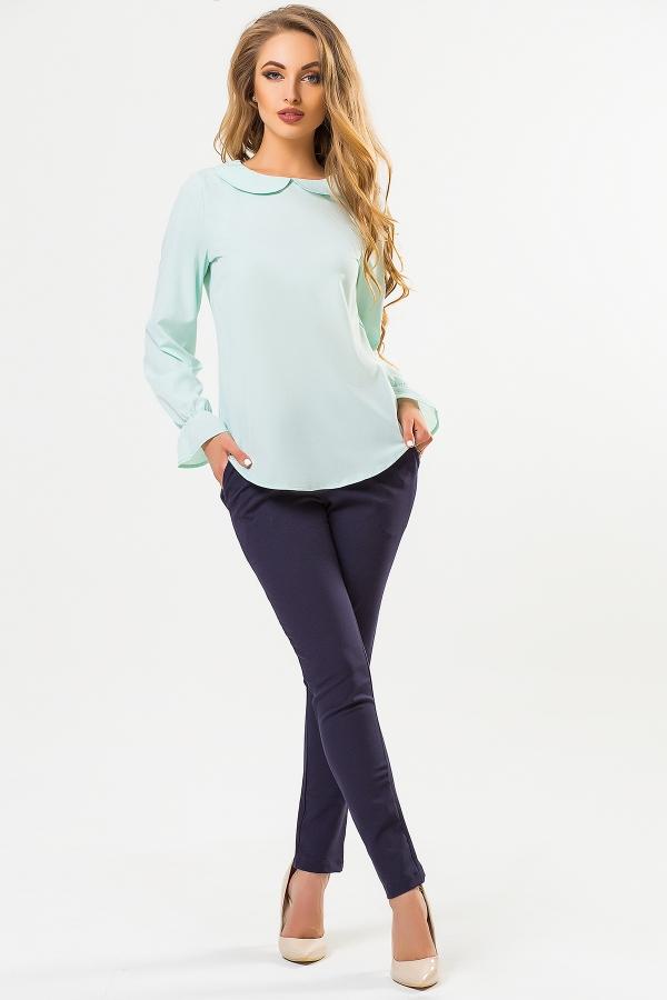 mint-blouse-round-collar-full2