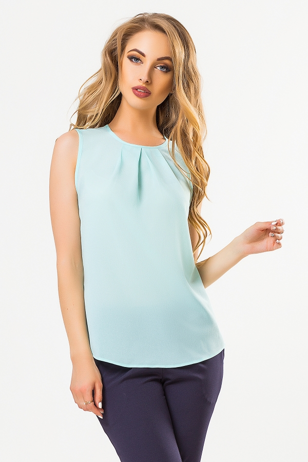 mint-blouse-with-folds