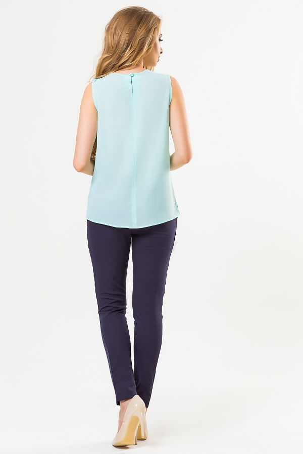 mint-blouse-with-folds-back