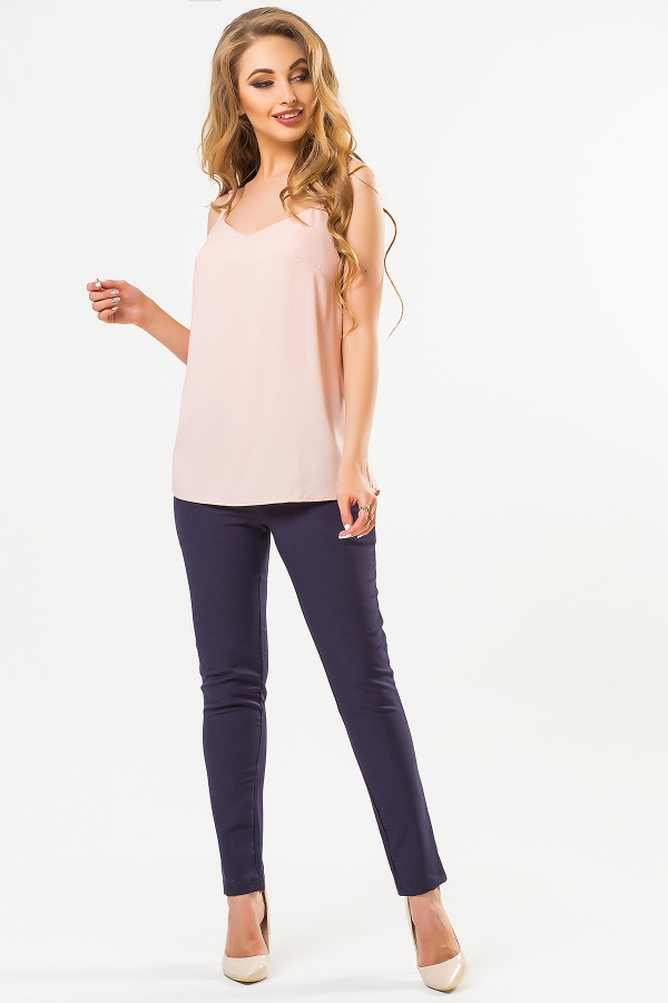 pink-t-shirt-in-linen-style-half