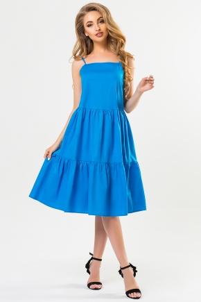 turquoise-sundress-frills
