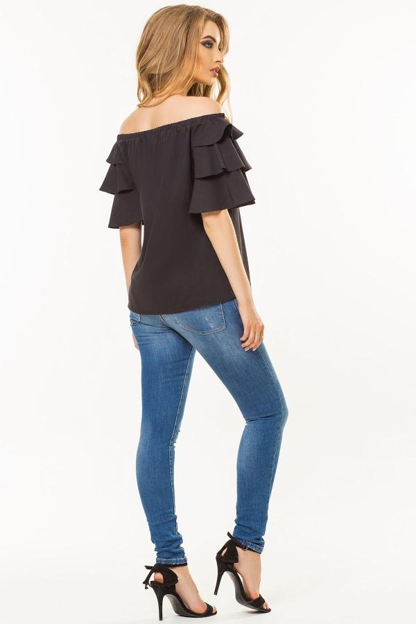 black-blouse-flounces-embroidery-back