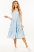 blue-dress-two-ruffles
