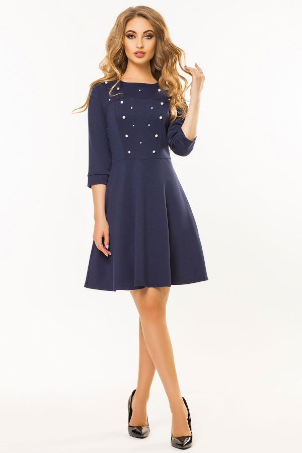 dark-blue-dress-beads