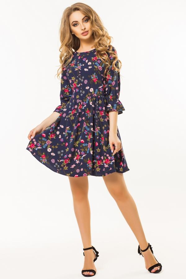 dark-blue-dress-floral-print-full