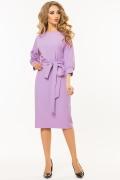 lilac-dress-belt-one-piece-sleeve