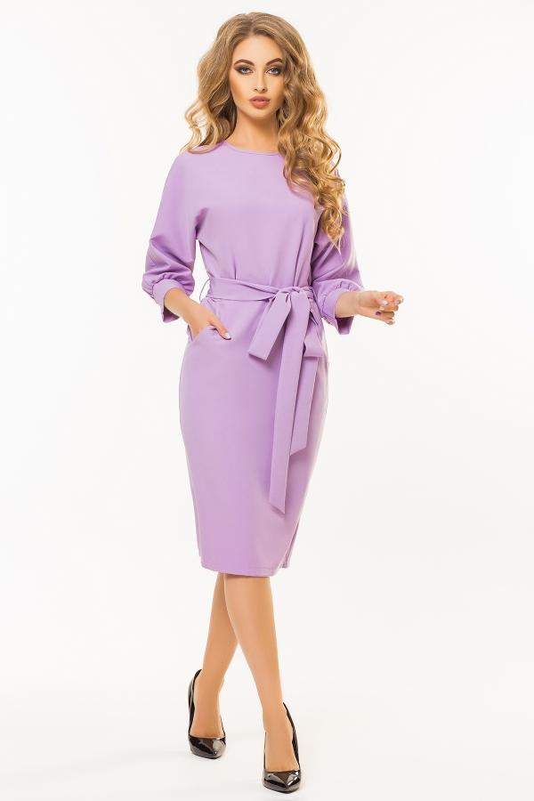 lilac-dress-belt-one-piece-sleeve-full
