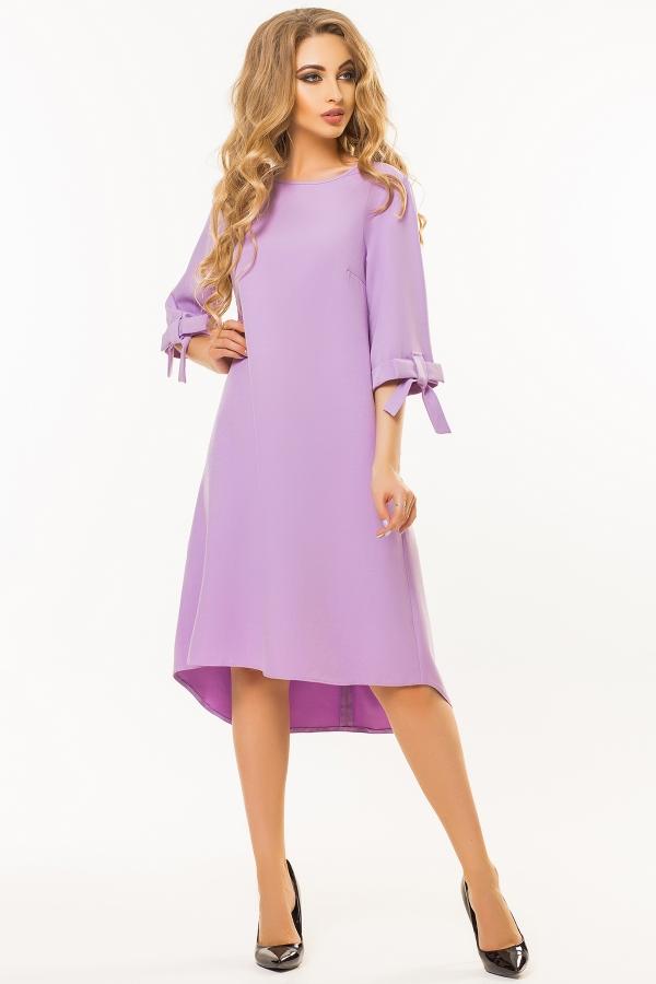 lilac-dress-bows-sleeves-half