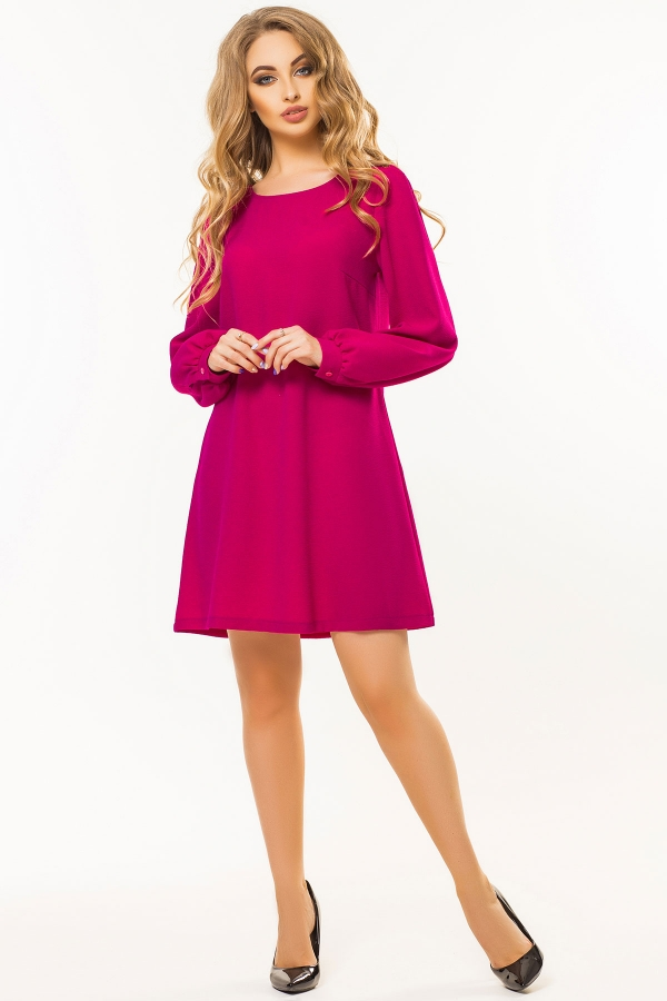 raspberry-dress-shoulder-straps-full