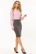 dark-gray-pencil-skirt