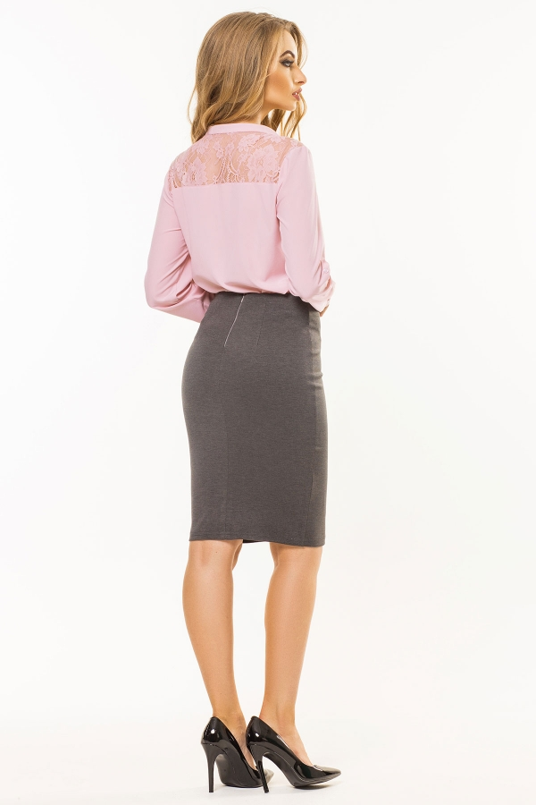dark-gray-pencil-skirt-back