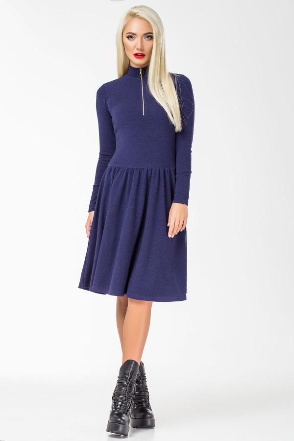 dark-blue-dress-ruffles-gold-zipper-full2