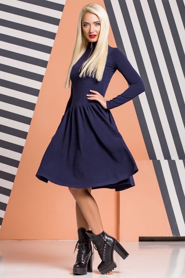 dark-blue-dress-ruffles-gold-zipper-half