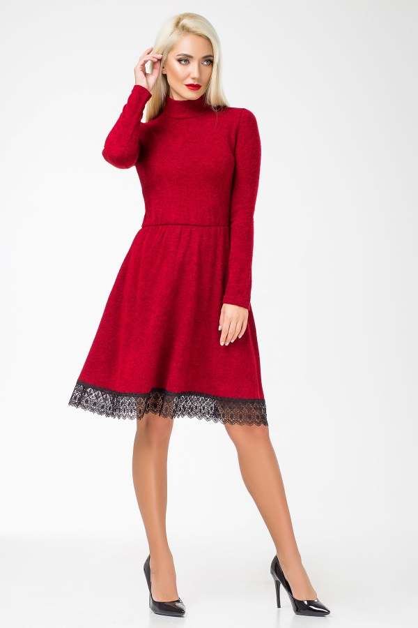 dark-red-dress-under-throat-lace-full2