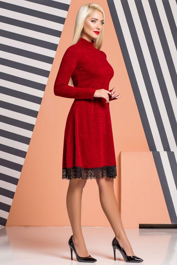 dark-red-dress-under-throat-lace-half