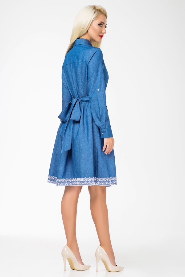 denim-dress-lace-trim-back2